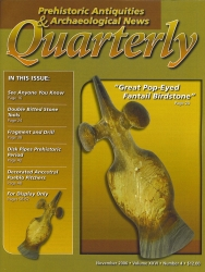 Prehisotric Antiquities & Archaeological News Quarterly